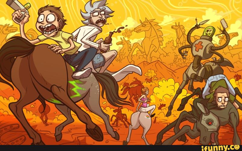 Rick and Morty Dimension